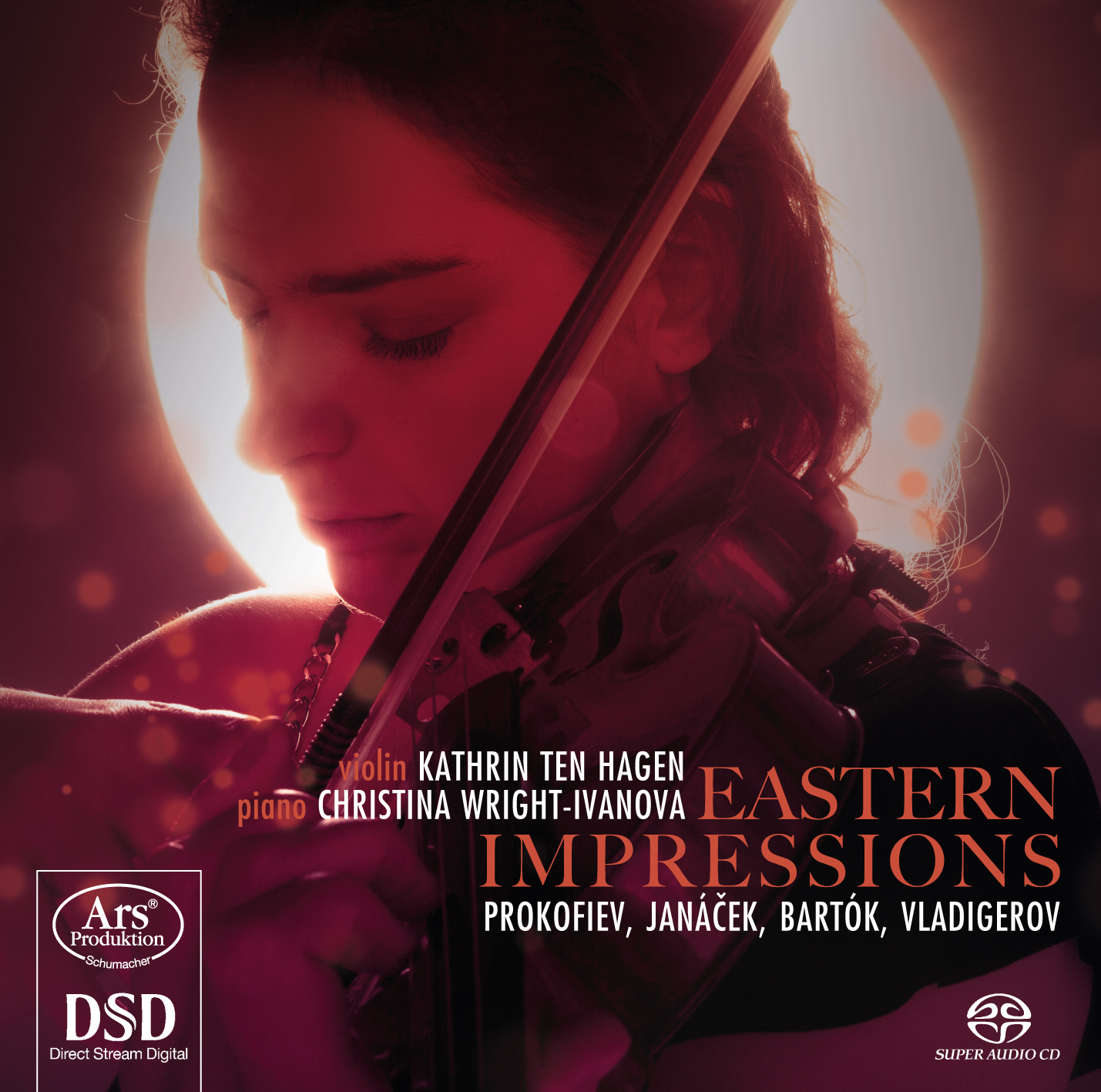 Eastern Impression, Kathrin ten Hagen und Christina Wright-Ivanova