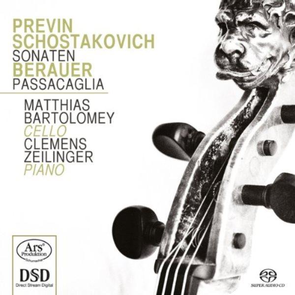 Matthias Bartolomey, Violoncello; Clemens Zeilinger, Klavier