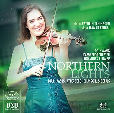 SACD Produktion mit Kathrin ten Hagen und dem Folkwang Kammerorchester unter der Leitung von Johannes Klumpp