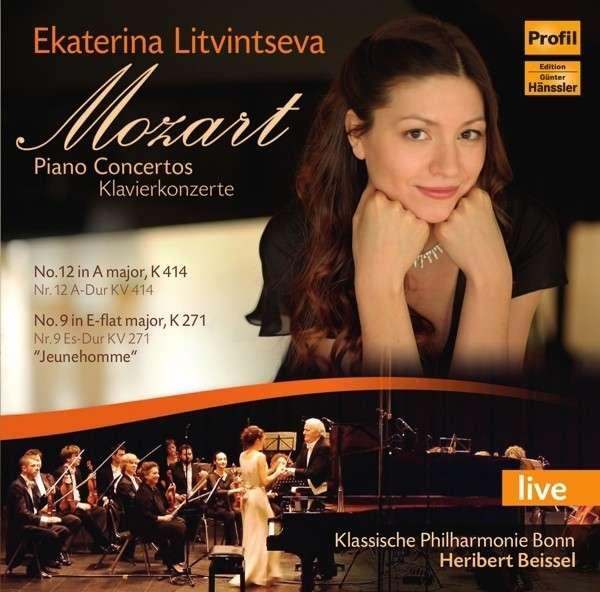 Produktion mit Ekaterina Litvintseva und Heribert Beissel.