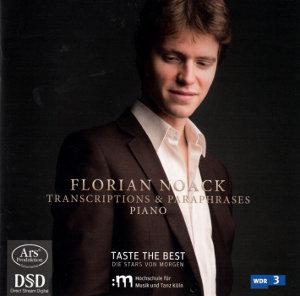 Florian Noack - Transcirptions & Paraphrase