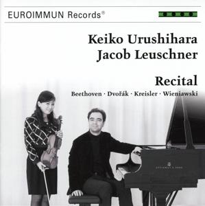 CD Produktion mit Keiko Urushihara und Jacob Leuschner