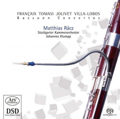 Matthias Racz - Basson Concertos Vol. 2