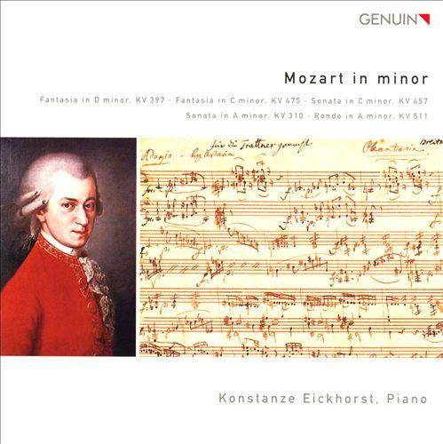Konstanze Eickhorst, Mozart in moll