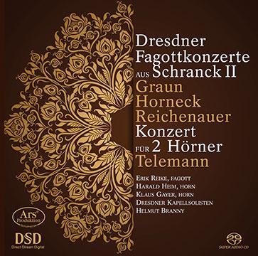 Dresdner Kapellsolisten Fagottkonzerte - Martin Rust Tonmeister