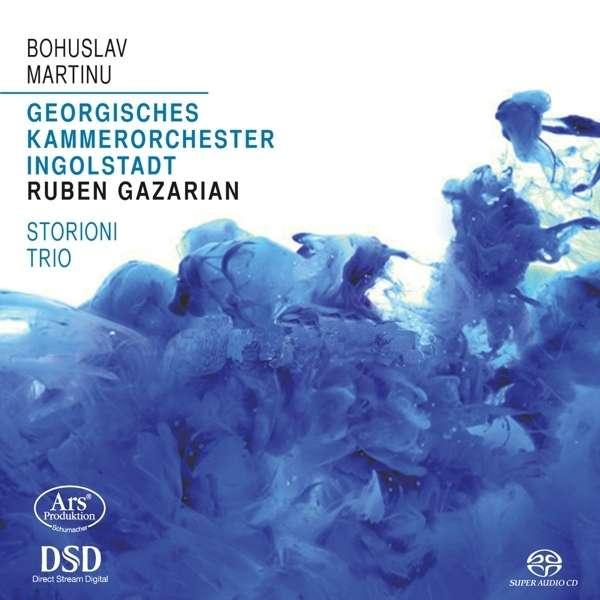 Georgisches Kammerorchester Ingolstadt und das Storioni Trio