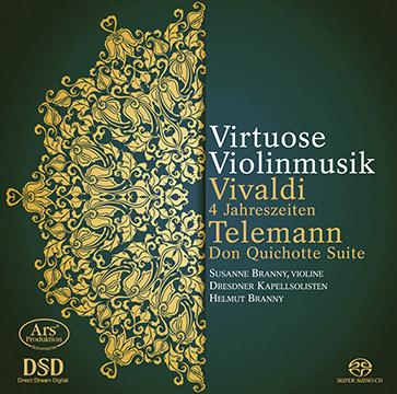 Virtuose Violinmusik - Dresdner Kapellsolisten