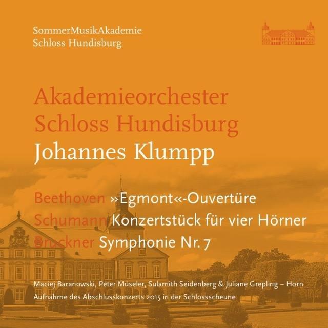 SommerMusikAkademie Hundisburg - Johannes Klumpp
