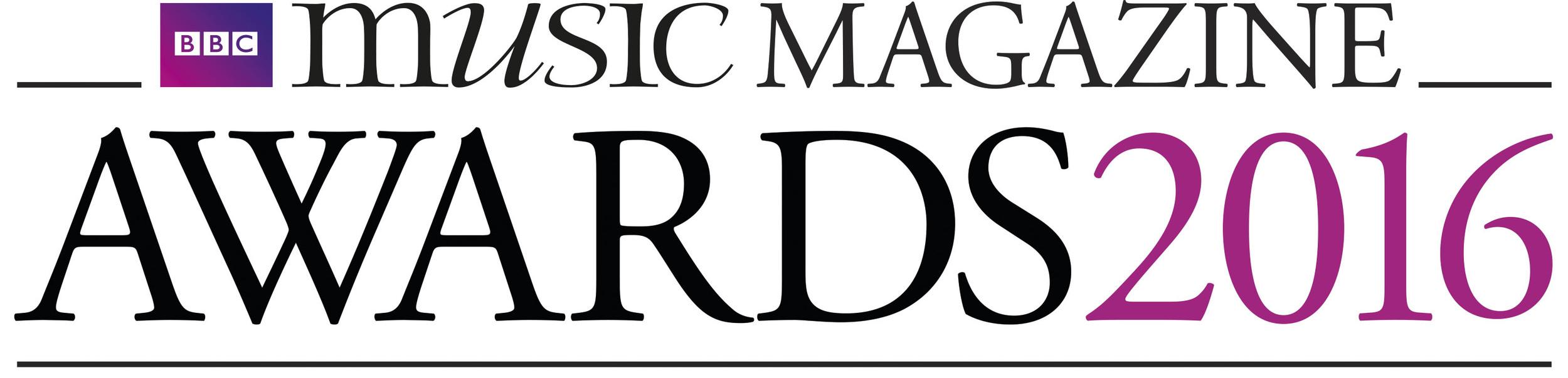 BBC Music Award 2016