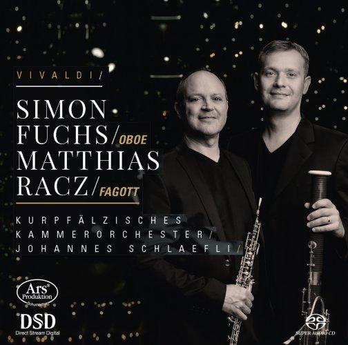 Antonio Vivaldi - Oboen- und Fagottkonzerten