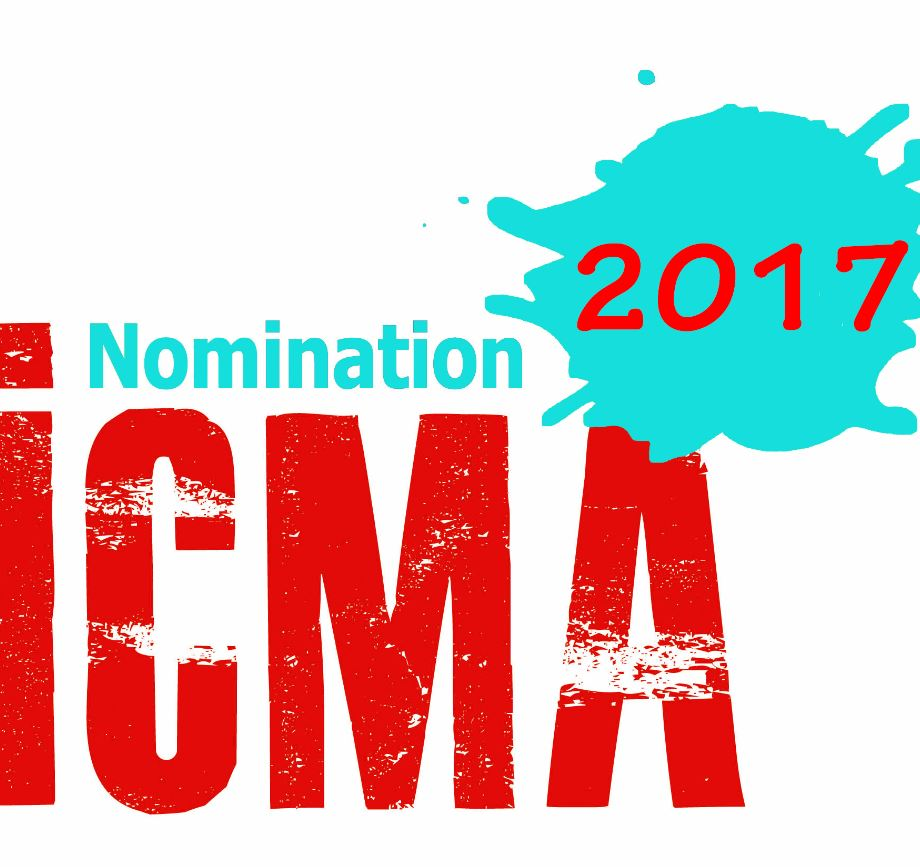 Produktion für ICMA-Award 2017 nominiert!