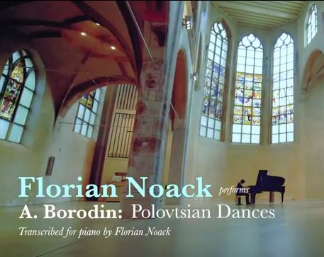 Florian Noack, piano - Audioproduction