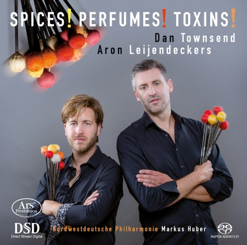 "NWD Philharmonie produziert Avner Dormans: ""Spices! Perfums! Toxins!"""
