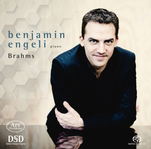 Benjamin Engeli - Johannes Brahms