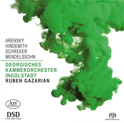 GKO Ingolstadt - Ruben Gazarian