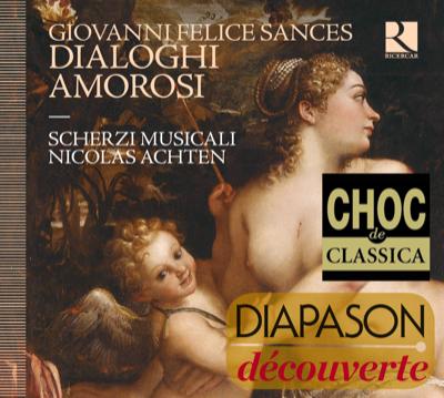 Scherzi Musicali - Nicolas Achten