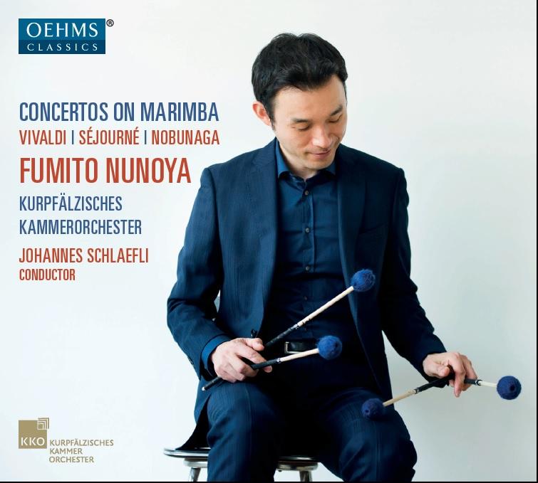 Fumito Nunoya, Kurpfälzisches Kammerorchester Mannheim, Johannes Schlaefli