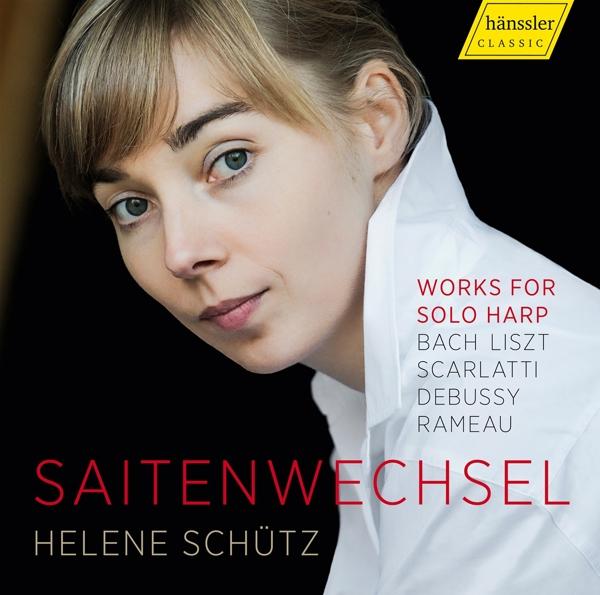 Helene Schütz (Harfe solo) - Saitewechsel.