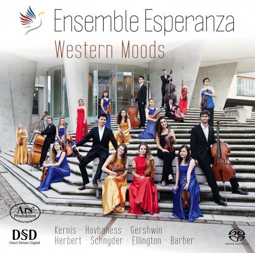 Ensemble Esperanza - Western Moods - Chouchane Siranossian