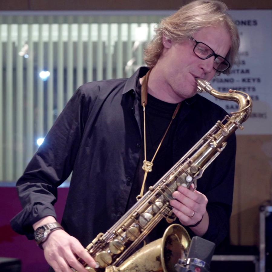 WDR Bigband feat. Paul Heller