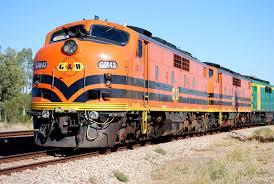 Train trouble dead ahead
