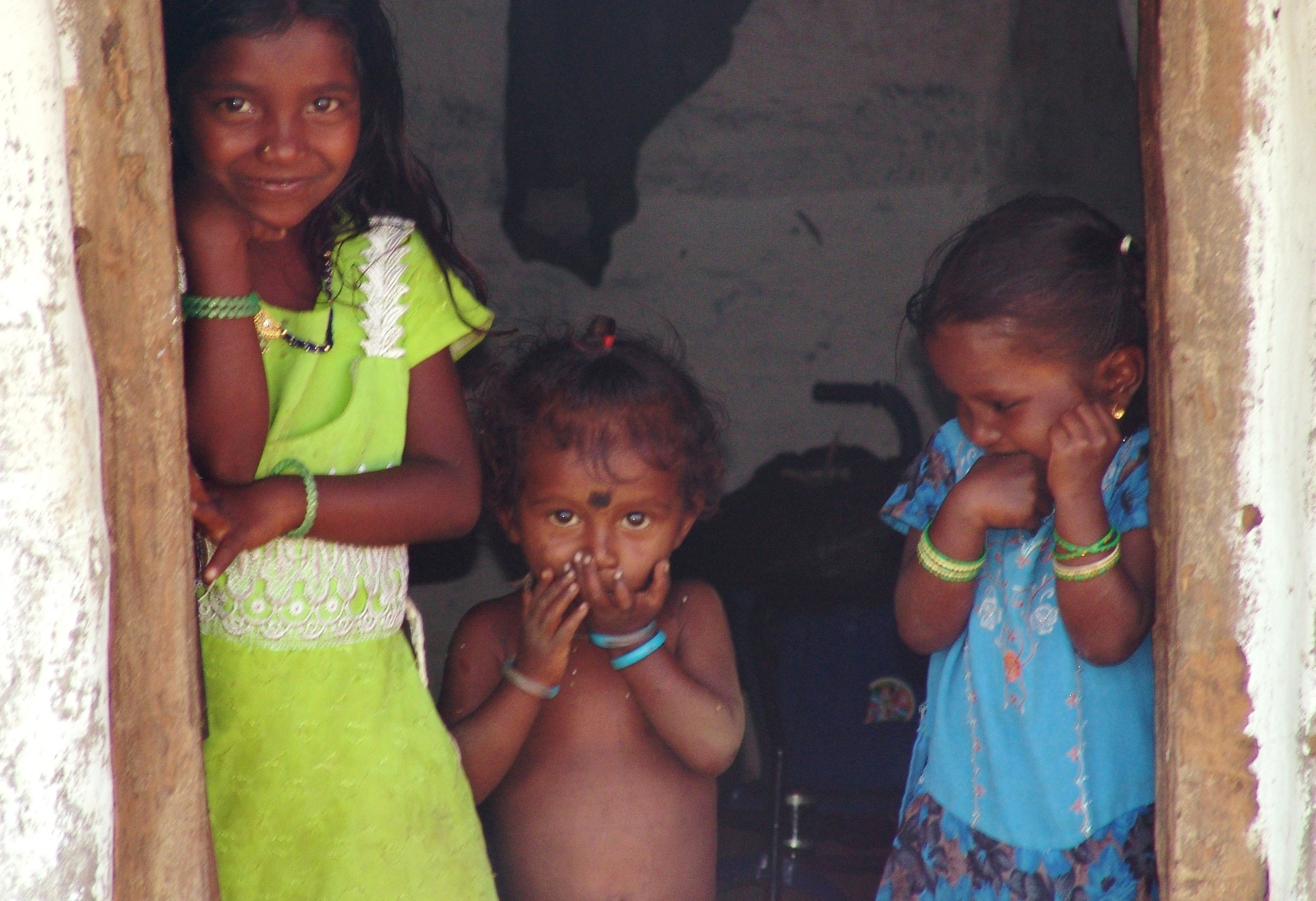 Hundreds of millions of indigenous and rural peoples are vulnerable too  (photo by William Laurance).