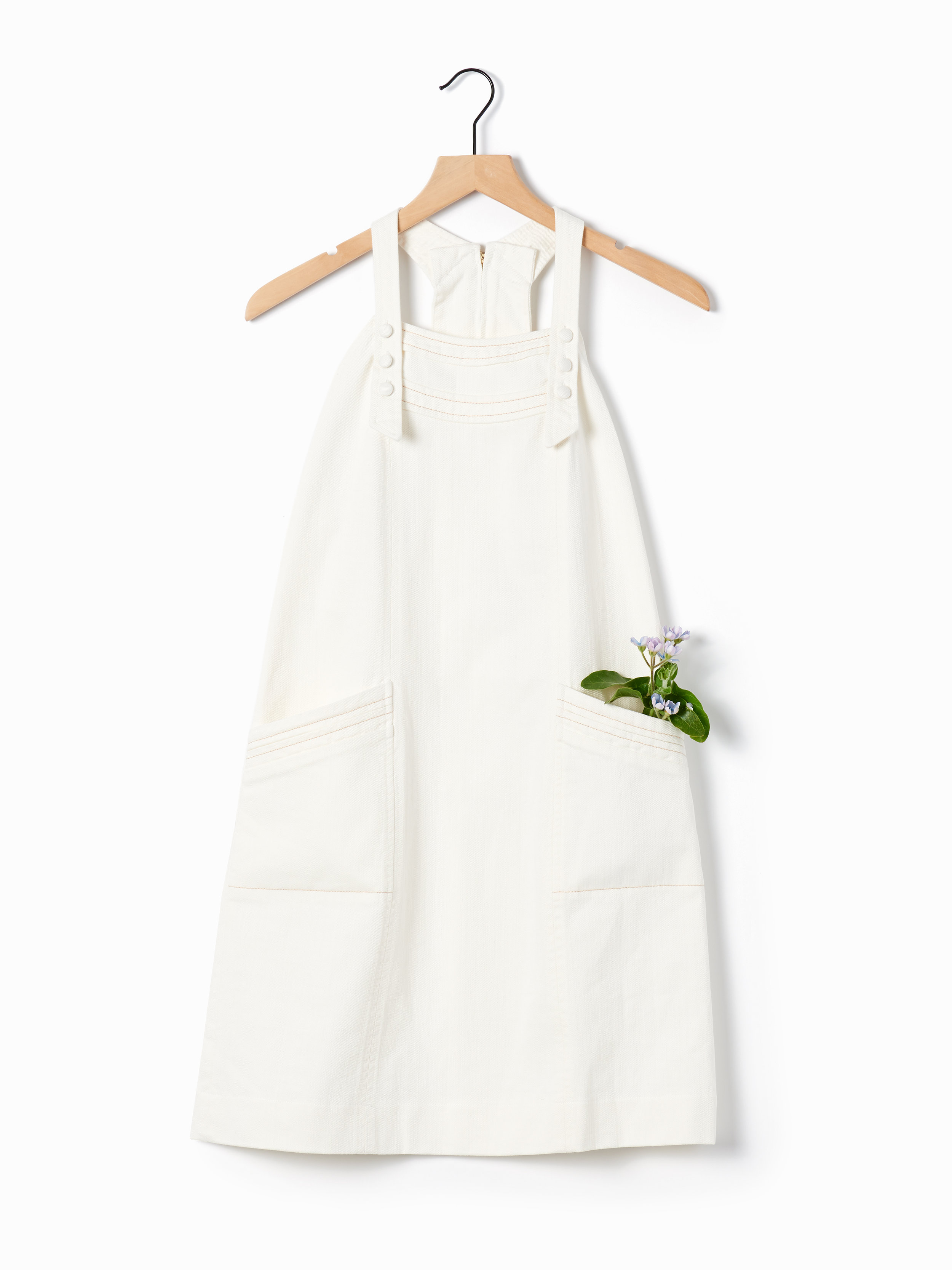 Mayle Overall Dress