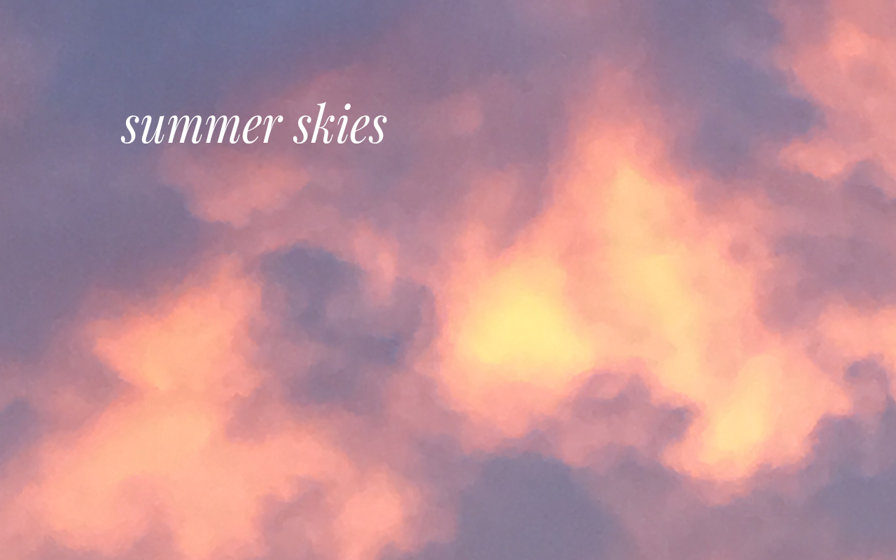 Summer Skies 01 French + Italian