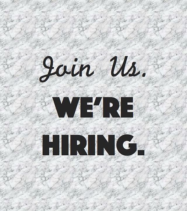 Batista and line/prep cook positions available. We are looking for AWESOME people ONLY : ) We like to have fun at work and we also kick major... well, you know. Visit http://www.thepurpleonioncafe.com/contact/  And download your application! Please share!