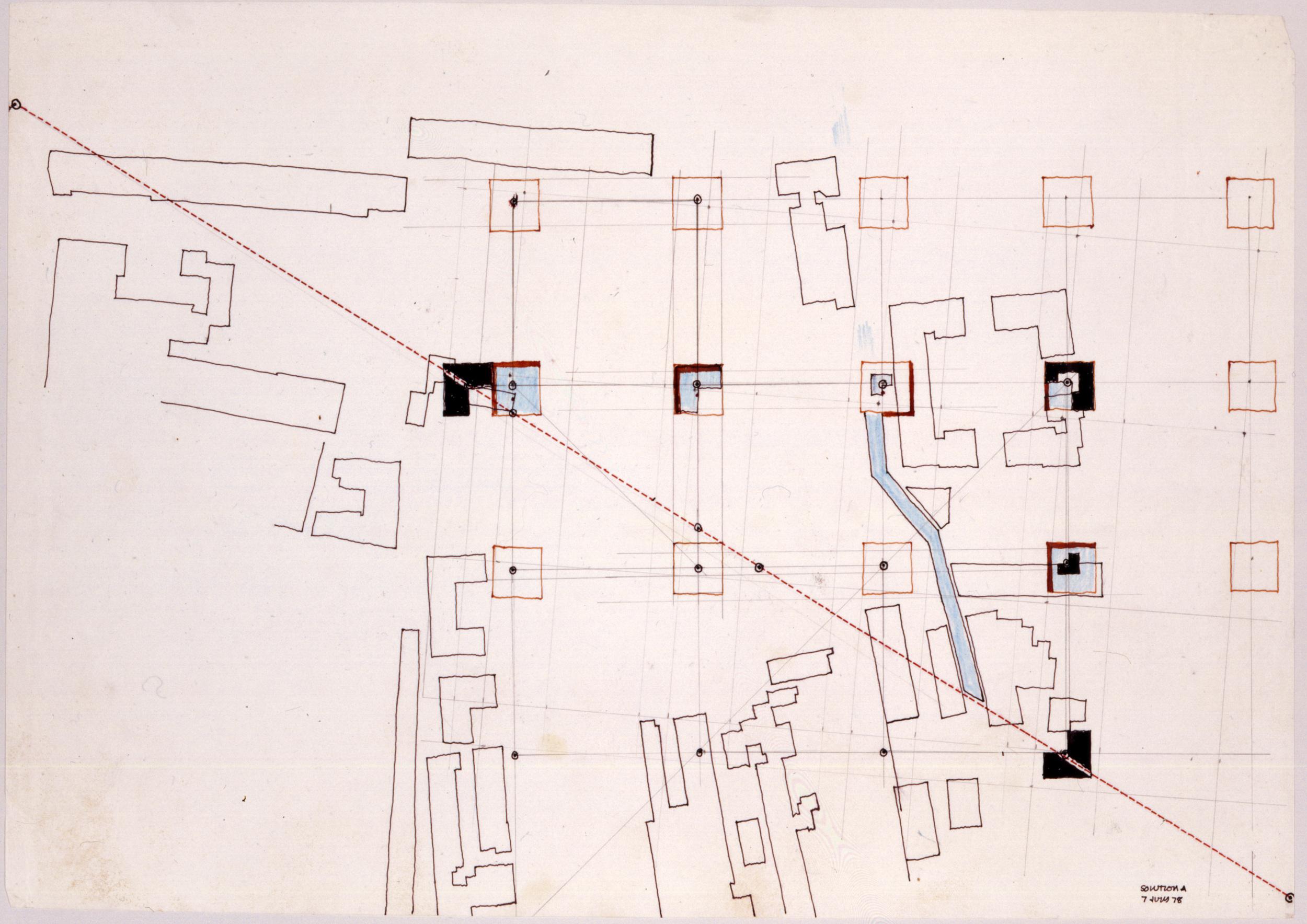 The Cannaregio project (1978)
