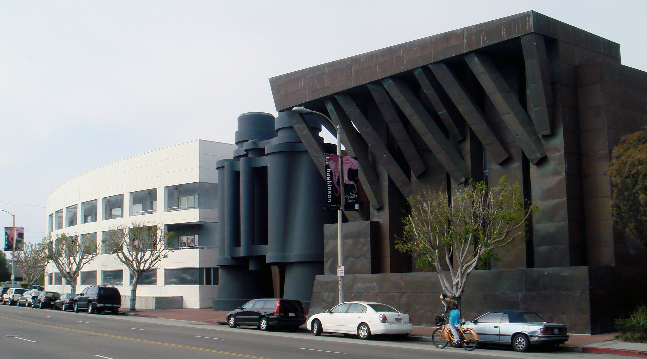 Chiat/ Day/ Mojo headquarters, Venice, California