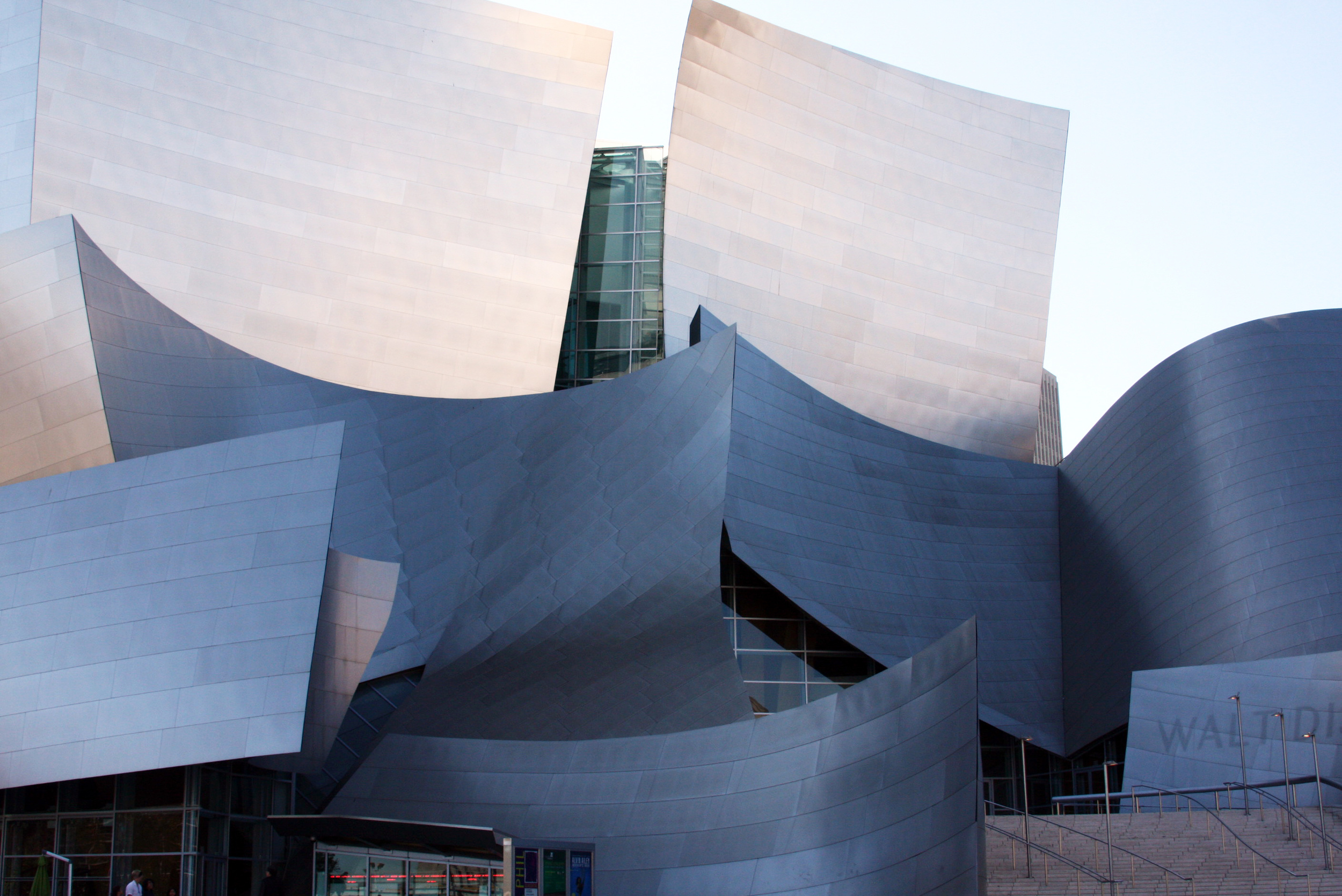 Walt Disney Music Hall, Los Angeles, California