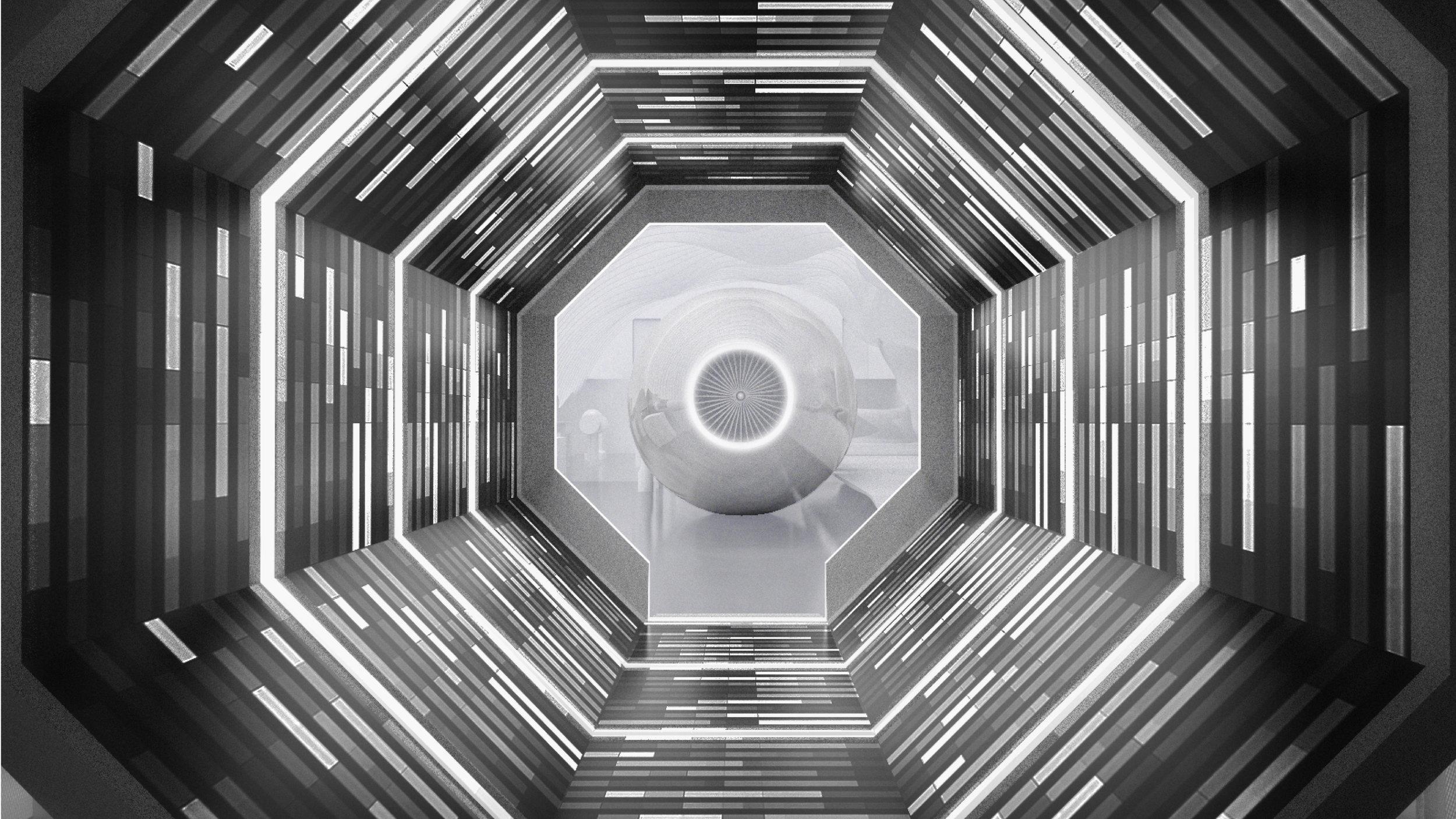 AN.ONYMOUS HYPERLOOP SHOWROOM