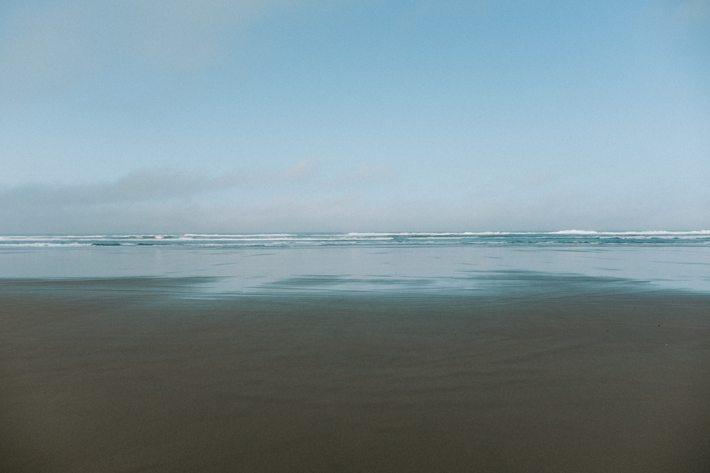 Pacific Ocean - Nehalem State Park