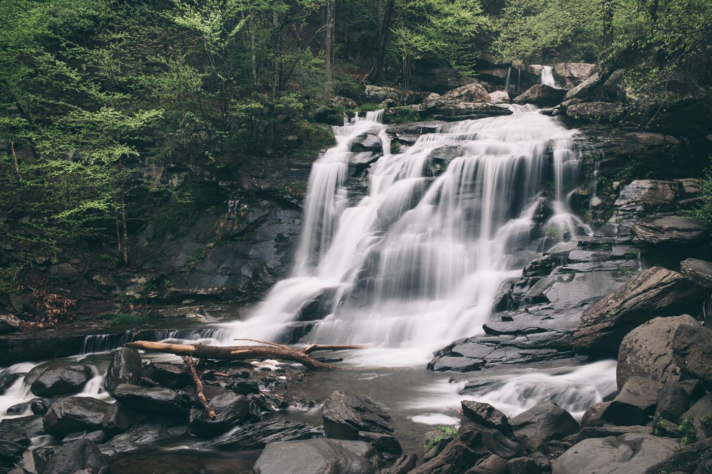 Bastion Falls - Greene County, NY