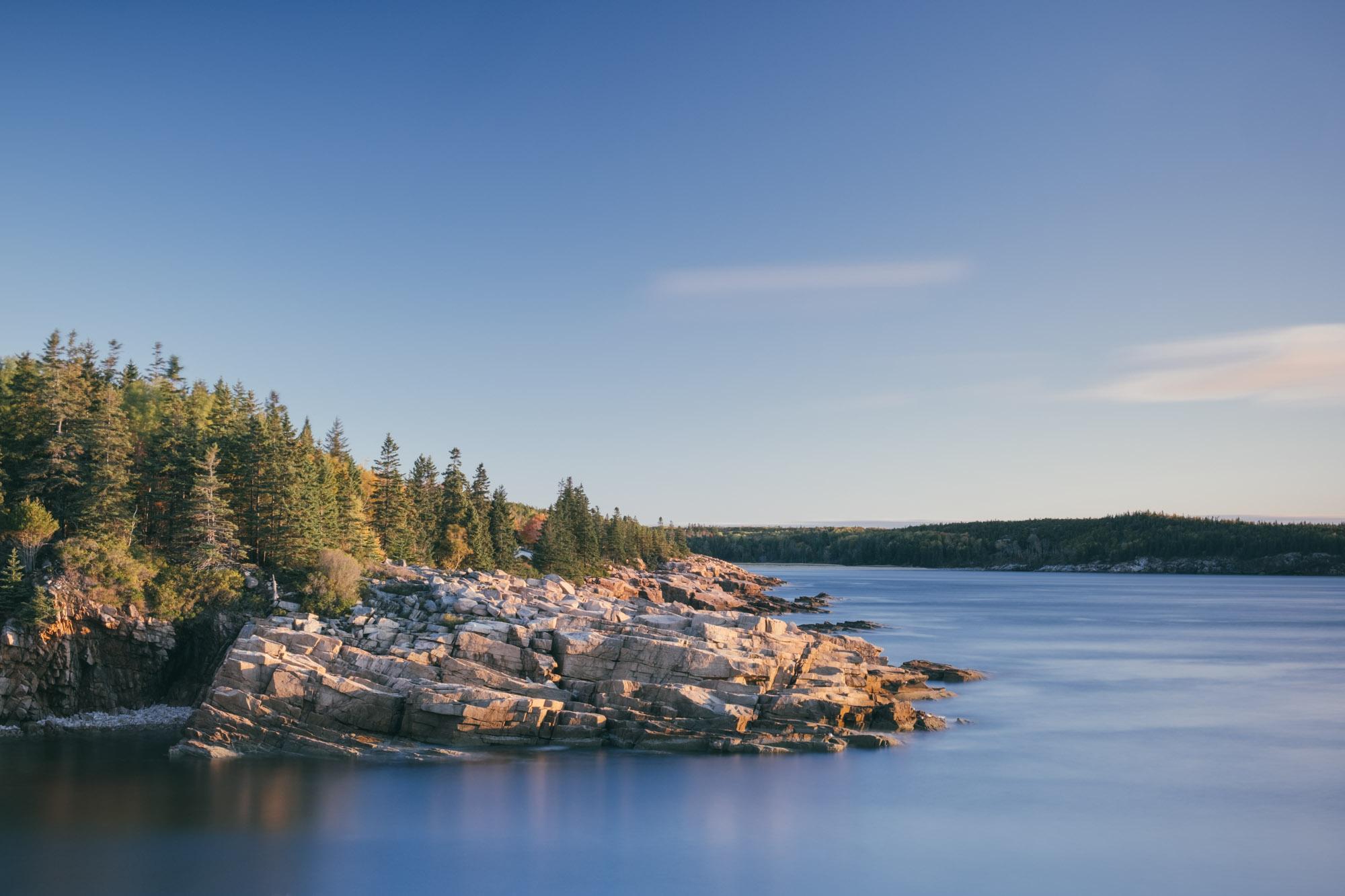 Monument Bay, Acadia National Park