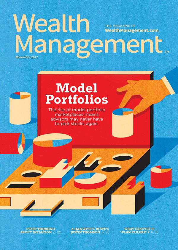 Project:    Model Portfolios    Client:    Wealth Management, 2017