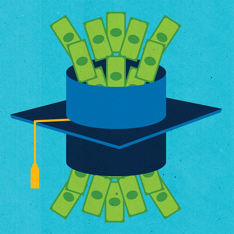 Project : Student Debt,  Client : The New York Times