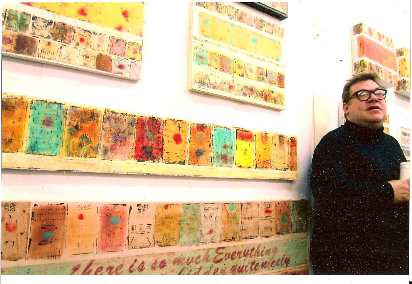 Artist (painter & sculptor) Michael Usyk