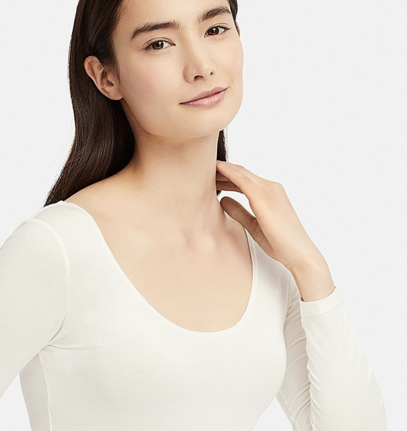 uniqlo thermal layer lizzie edwards image consultant london