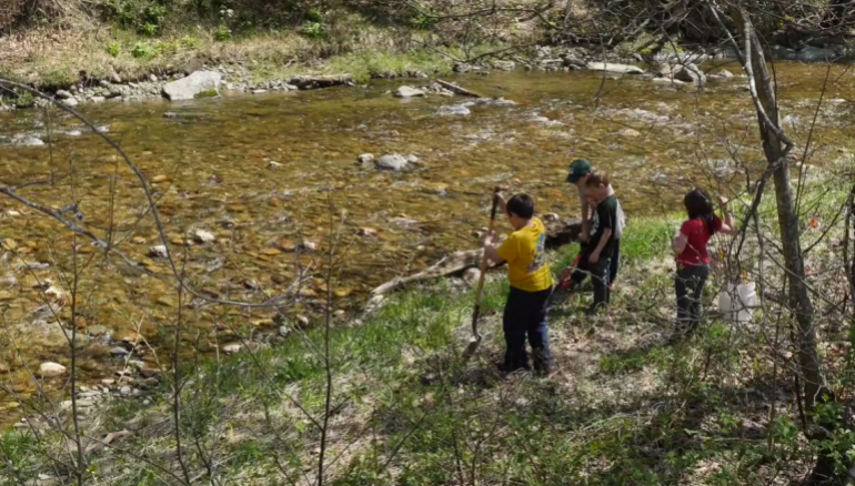 The  Saxtons River Watershed Collaborative  was created and reached out to landowners about river corridor land management and riparian conservation.
