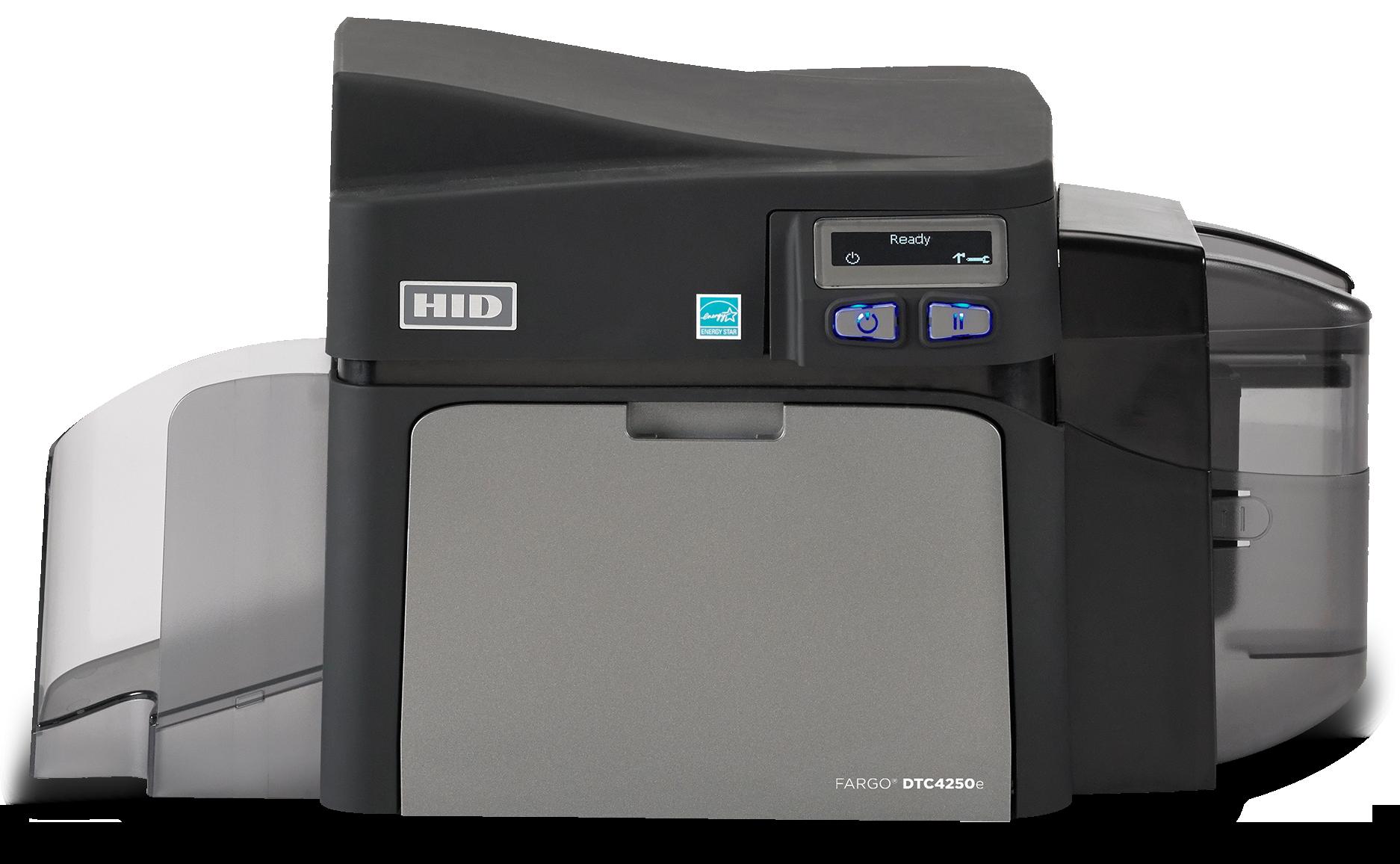 FARGO® DTC4250e com gravador de Banda Magnética  Fiável, flexível, segura. A impressora que cresce com o seu negócio