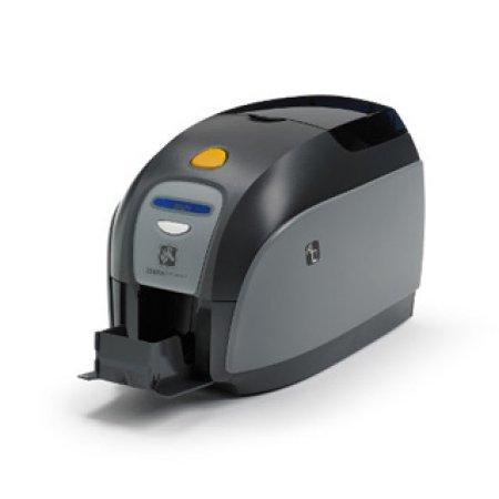 Ideal para pequenas produções de cartões, impressos numa face a cores ou em monocromático, a série ZXP1 oferece uma solução completa a baixo custo.