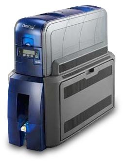 SD460 com laminador e impressão táctil