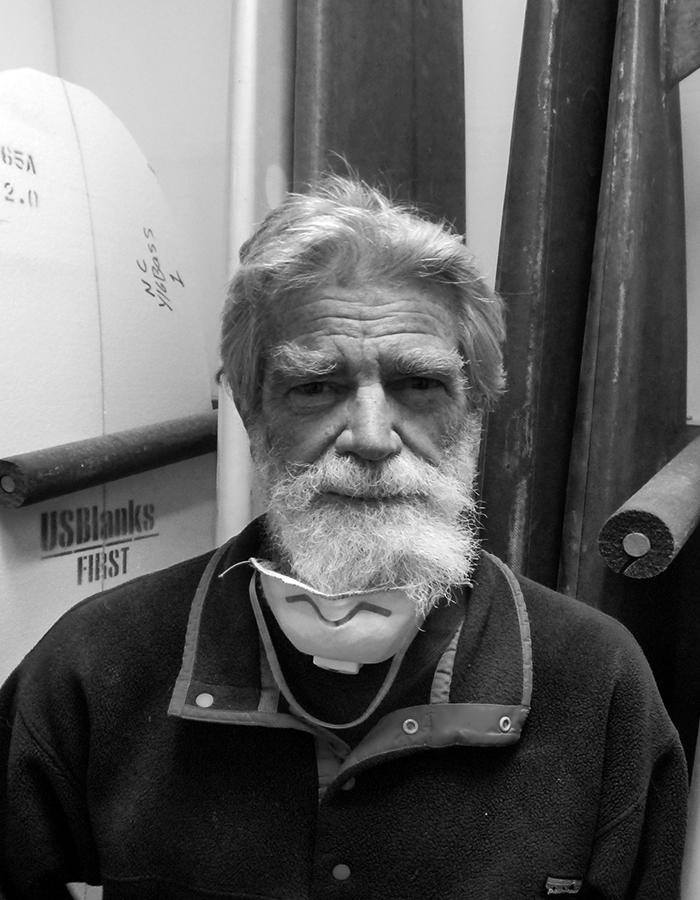 Legendary surfboard shaper Steve Coletta makes his second appearance on the show.