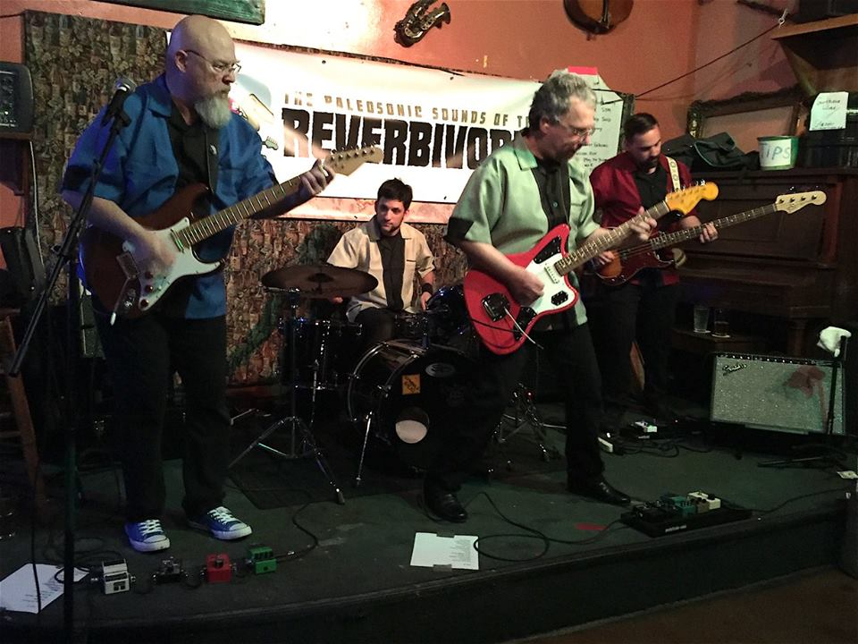 Incredible Surf Music with The Reverbivores.