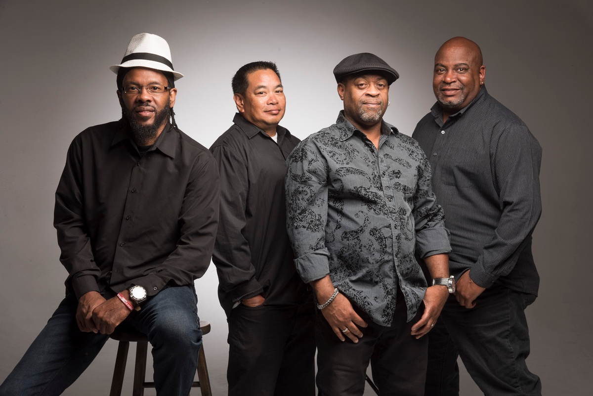 One of Santa Cruz most popular funk and soul bands…. returns to the show!