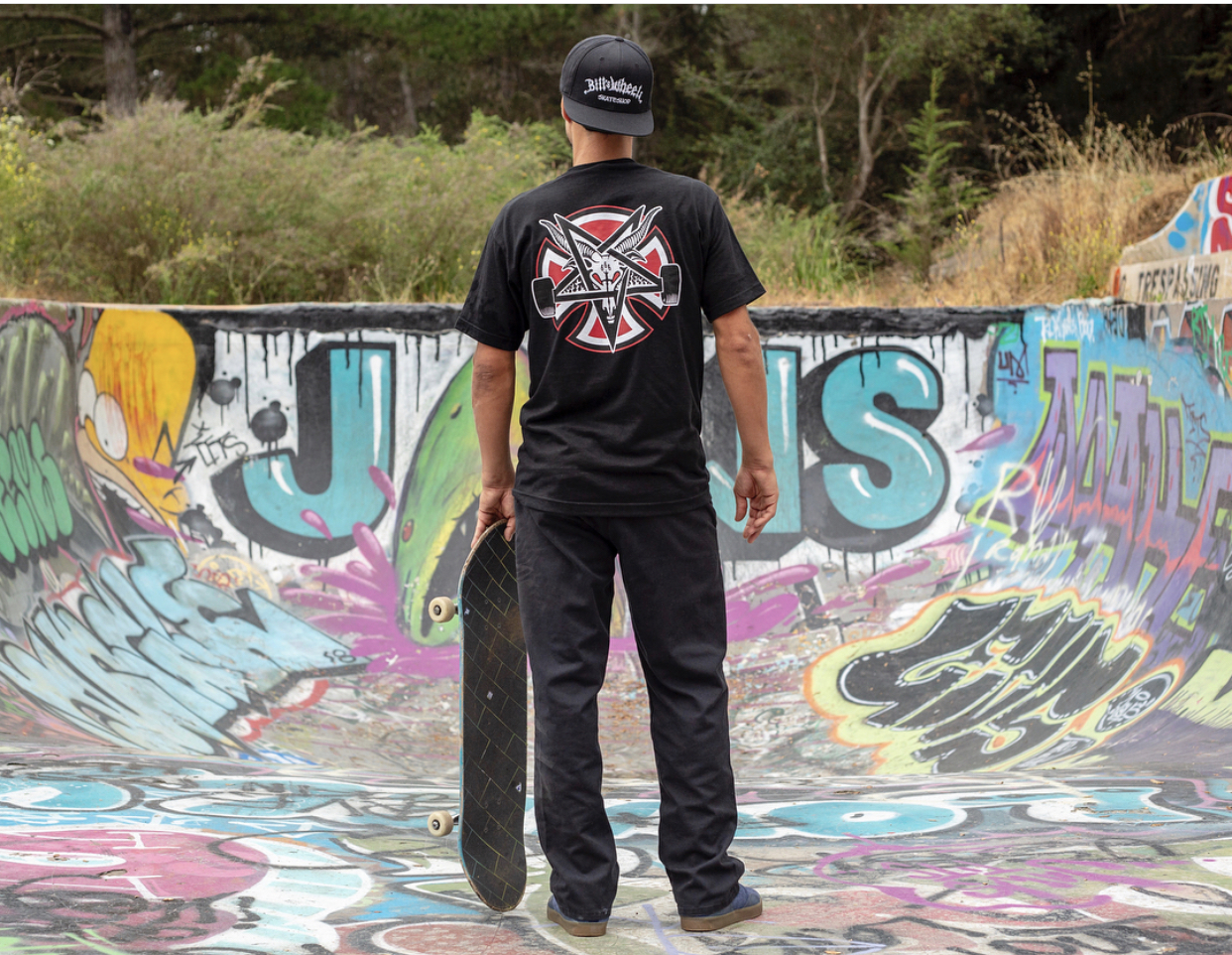 Professional Skateboarder Emmanuel Guzman