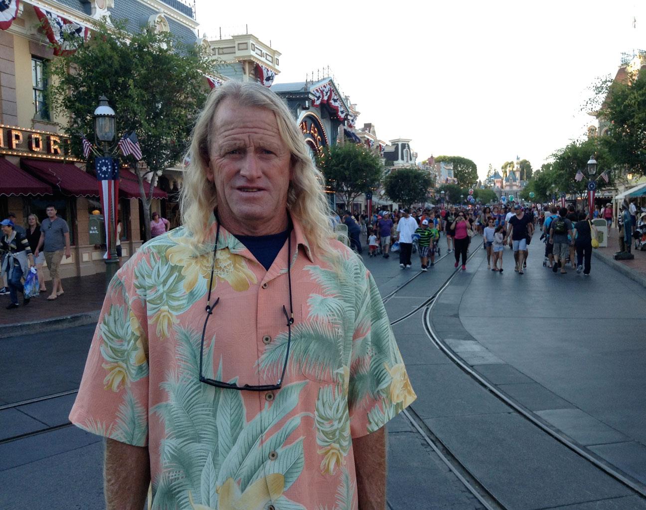 Santa Cruz's own Pat Farley, Veteran, Surfer, Author, Film Maker.