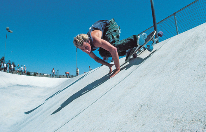 Jay Adams - Del Mar Skate Ranch